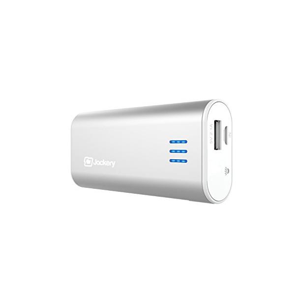 Jackery Bar iPhone Charger & External Battery 6000mAh
