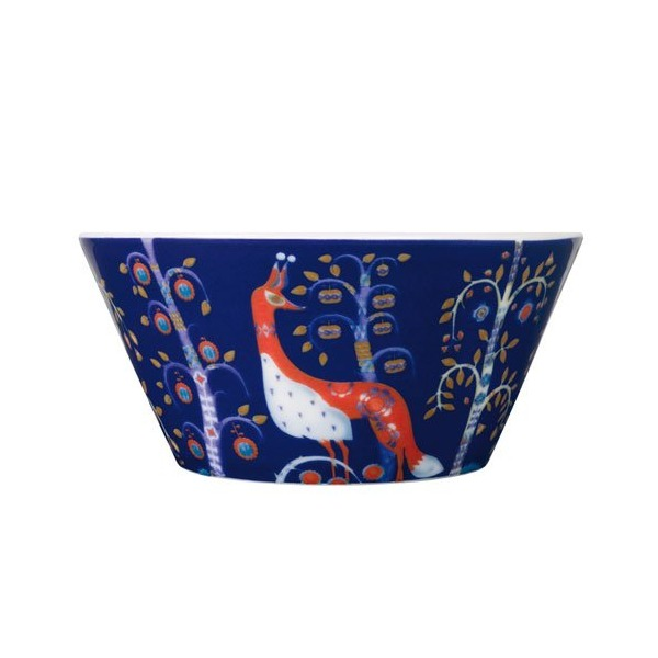 Iittala Taika Pasta Bowl, Blue, 20-Ounce
