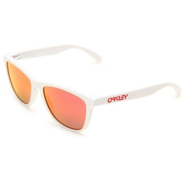 Oakley Frogskins 24 Iridium Cat Eye Sunglasses