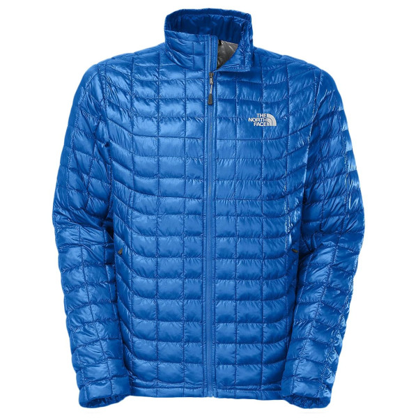 The North Face Thermoball Full Zip Jacket, Snorkel Blue