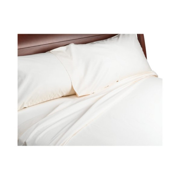 The Grand 1000-Thread-Count 100% Cotton King Sheet Set, Ivory