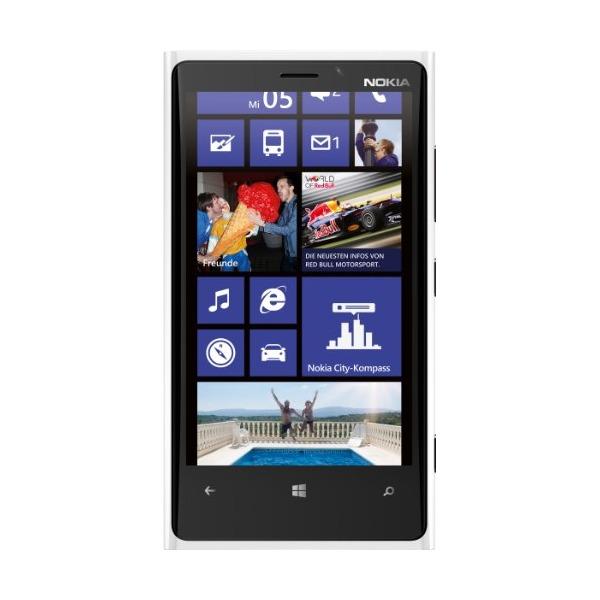 Nokia Lumia 920 Smartphone - unlocked - White
