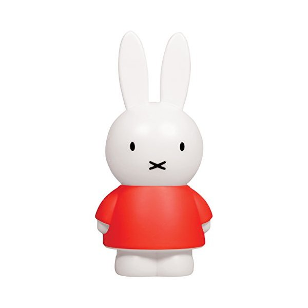 "Sweet Dreams with MIFFY (Nijntje) 12"" LED Night Lamp (Orange) The Favorite Bunny"