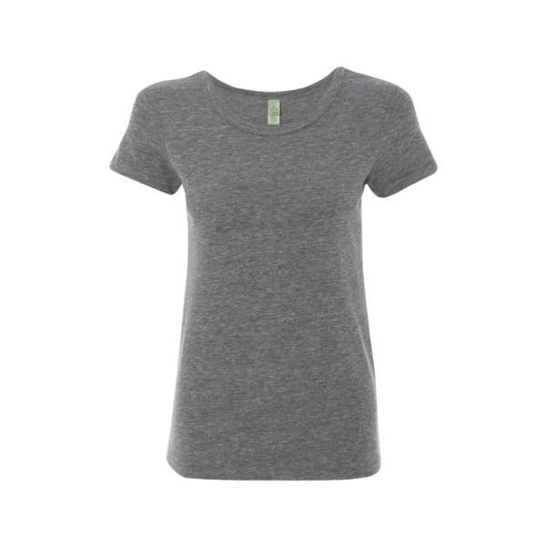 Alternative Ladies' Eco-Jersey Ideal Tee 1940-Medium-Eco Grey
