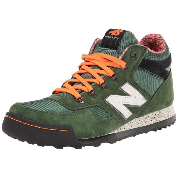 New Balance Men's HRL710 Classic Boot,Green,7 D US
