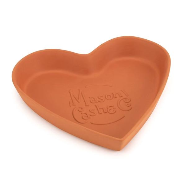 Mason Cash Heart Bread Form