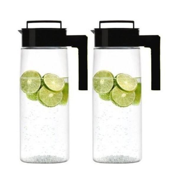 Takeya Airtight Drink Maker Pitcher / Jug, Set of Two