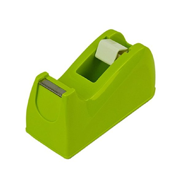 EasyPAG Desk Tape Dispenser for Tapes within 18mm Wide ,Green