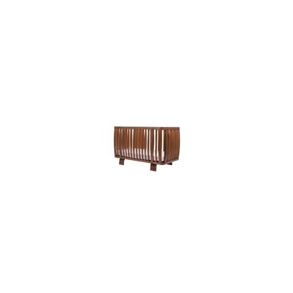 Bloom Retro Crib, Oak