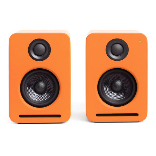 NOCS NS2 Air Monitors V2, Contemporary Orange