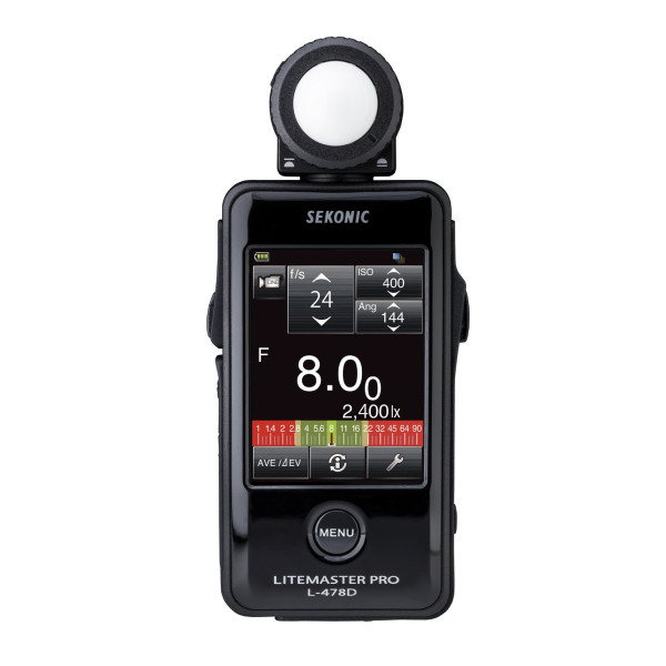 LITEMASTER PRO L-478D Photographic Light Meter