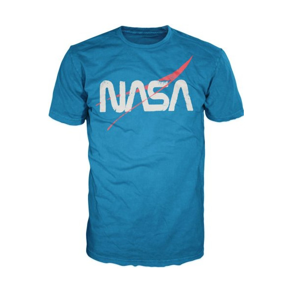 Nasa Bold Logo T-Shirt (Medium)