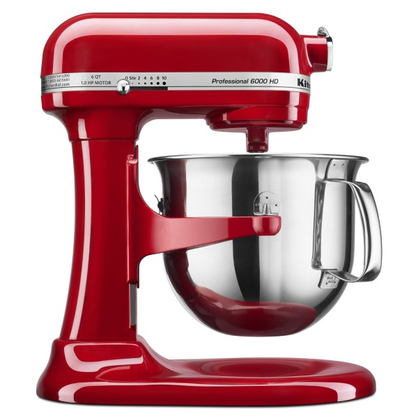 6-Qt. Professional Bowl-Lift Stand Mixer