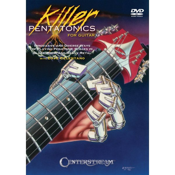 Killer Pentatonics for Guitar: Innovative and Diverse Ways of Playing Penatonic Scales in Blues, Rock, and Heavy Metal