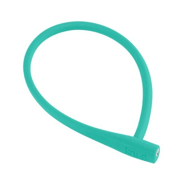 Knog Party Frank Cable Lock, Turquoise