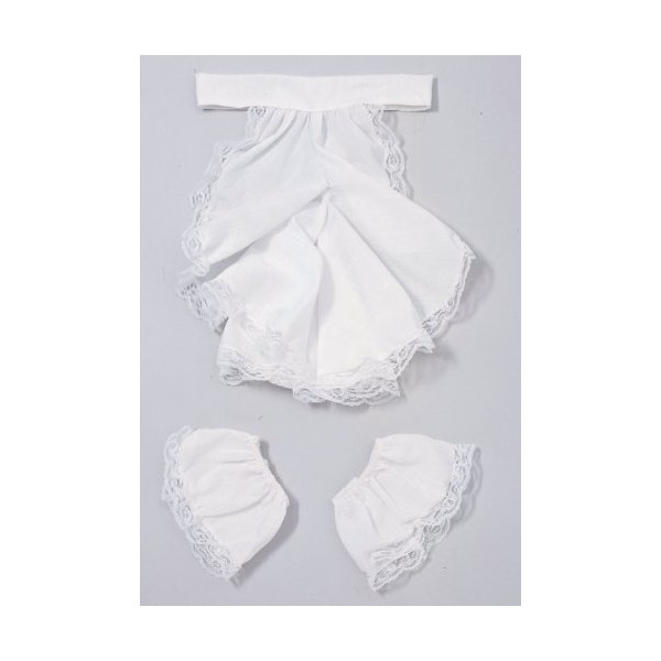 Colonial Jabot and Cuff Set