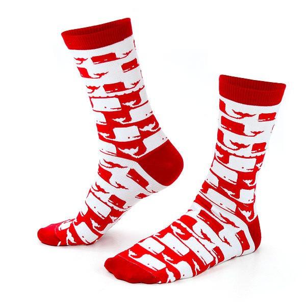 Emil Kozak Whale Socks