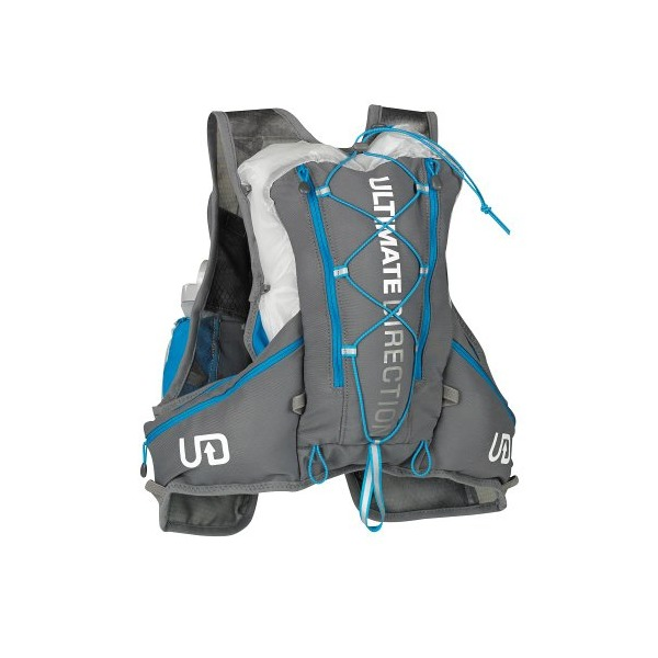 Ultimate Direction SJ Ultra Vest 2.0 - Gunmetal Large