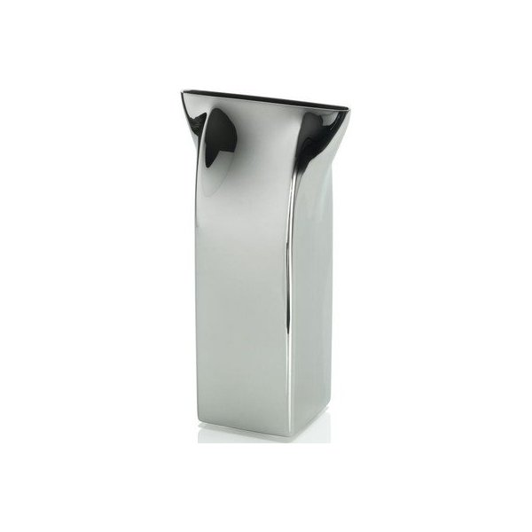 Pinch Vase Finish: Polished Stainless Steel
