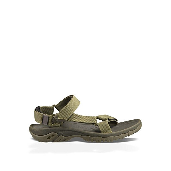 Teva Men's Hurricane XLT Sandal,Dark Olive,13 M US