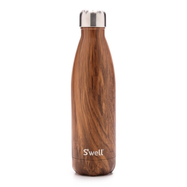 Swell 17 oz Teakwood Bottle