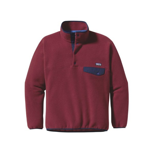Patagonia Custom Men's Synchilla Snap-T Fleece Pullover (XXL, WAX)