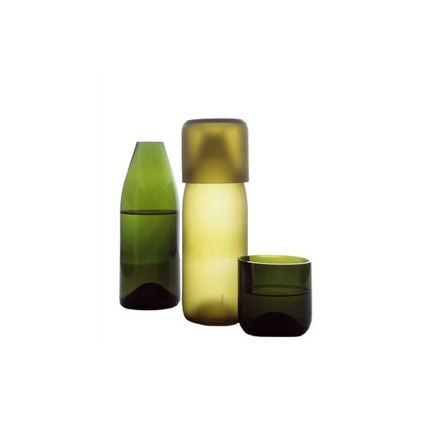 tranSglass® Lidded Carafe Finish: Polish