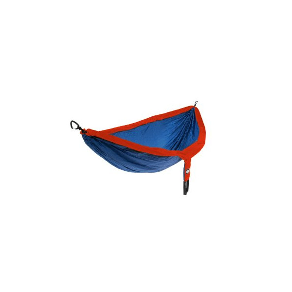 Eagles Nest Outfitters DoubleNest Hammock, Sapphire/Orange