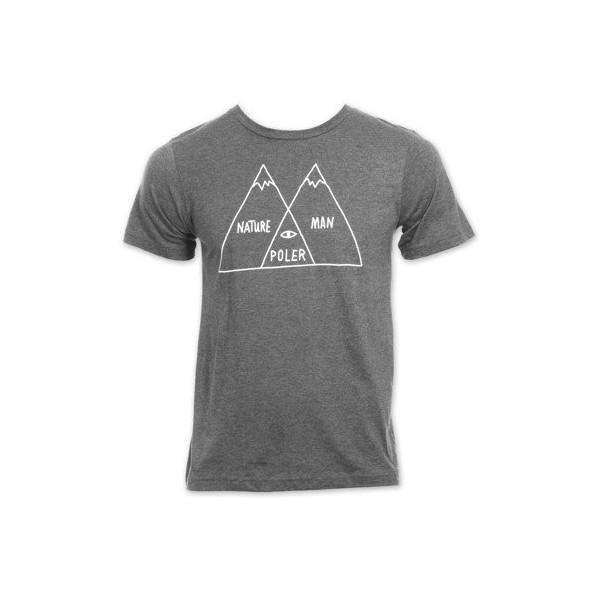 Poler, Venn Diagram T Shirt