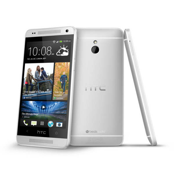 HTC ONE, Silver