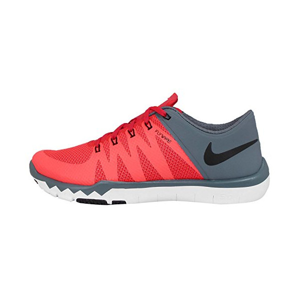 Nike Men's Free Trainer 5.0 V6, DARING RED/BLACK-BLUE GRAPHITE, 10 M US