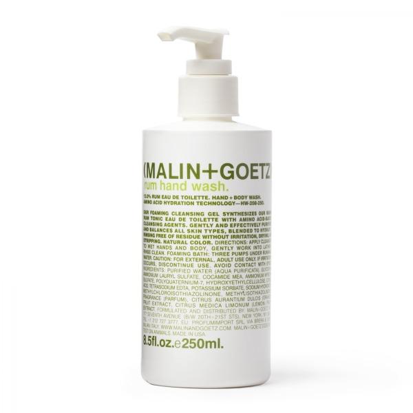 Malin + Goetz Rum Hand Wash 8.5 fl oz