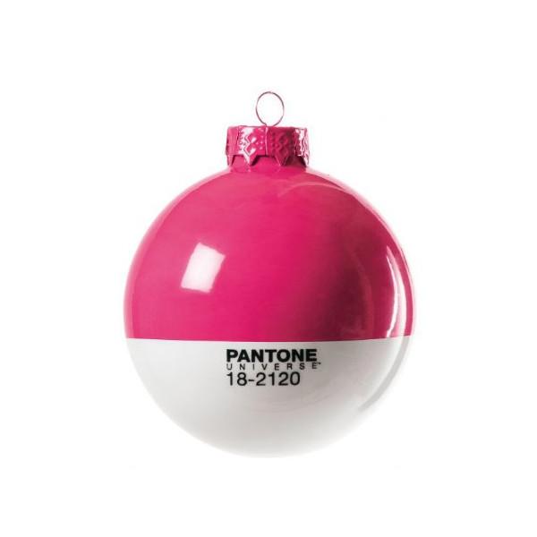 Pantone Ornament, Magenta