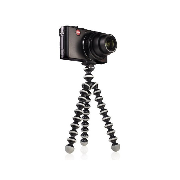 Joby GP1-D1EN Gorillapod Flexible Tripod, Grey