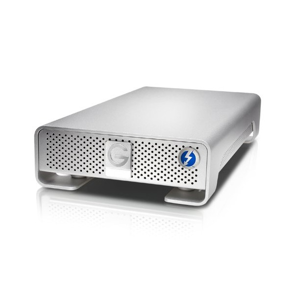 G-Technology G-DRIVE with Thunderbolt High-Performance Storage Solution 4TB (Thunderbolt, USB 3.0) (0G03050)