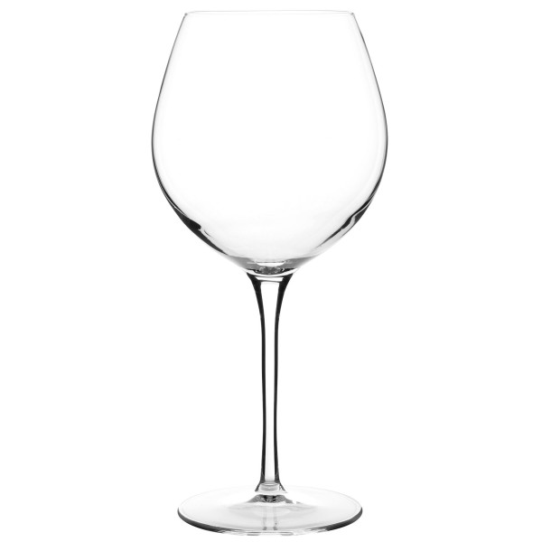 Luigi Bormioli Crescendo Bourgogne Wine Glasses, Set of 4