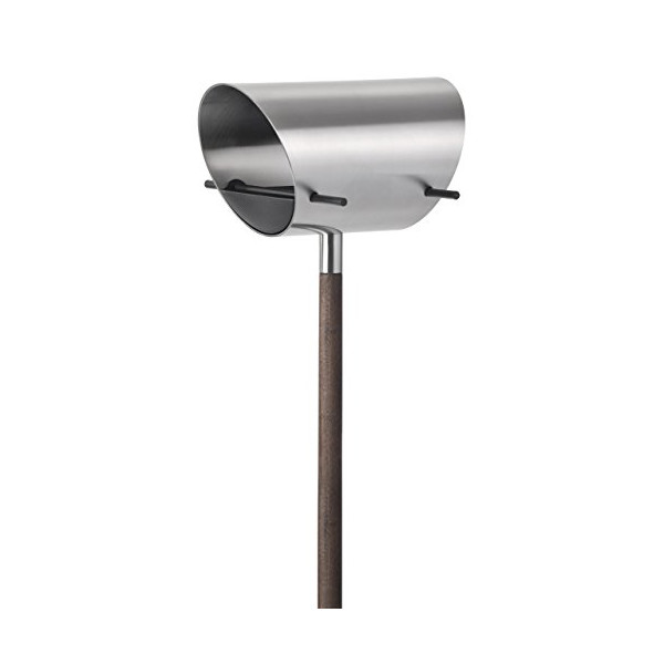 BLOMUS BOREA Bird Feeder, tubular on pole
