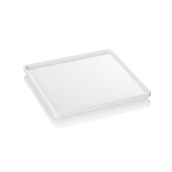 Pantone Universe Large Food Tray, Blanc de Blanc
