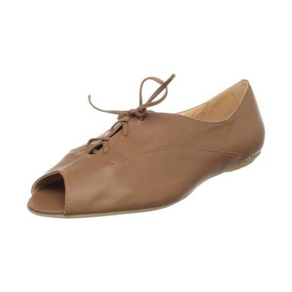 Luiza Barcelos Women's Fs069 - B Oxford,Canvas Avela,6 M US