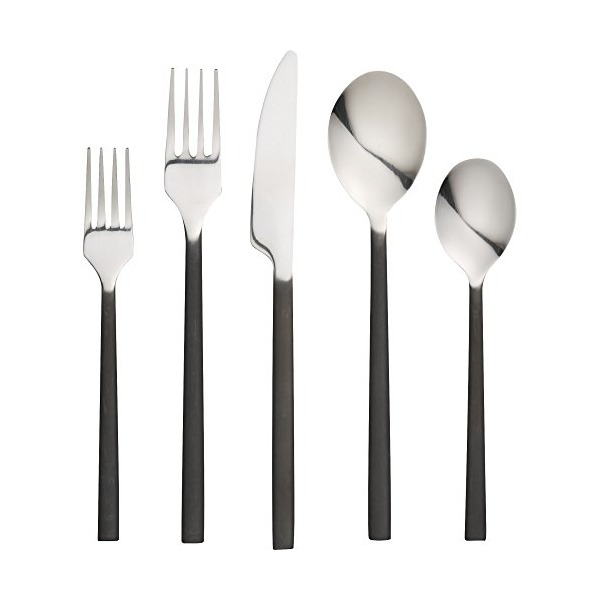 CB2 20-piece Pattern 127 Flatware Set