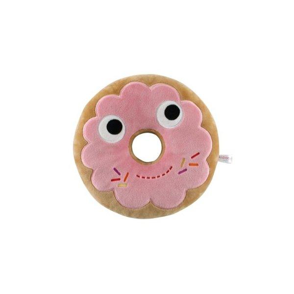 """Kidrobot 12"""" Yummy Strawberry Donut Plush"""