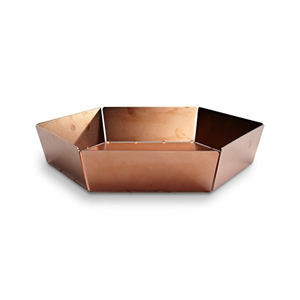 Blu Dot 2D:3D Large Bowl, Copper