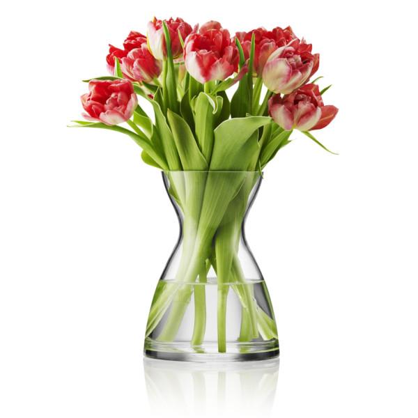 Eva Solo Florentine Vase, 20cm, Clear