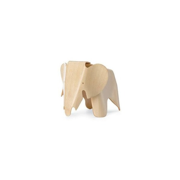 Vitra Miniature Eames Elephant - Plywood