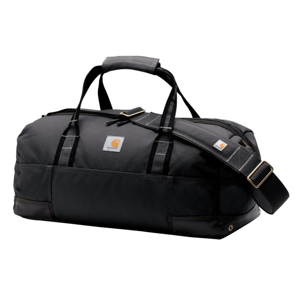 Carhartt 10029101 Legacy 20-Inch Gear Bag, Black