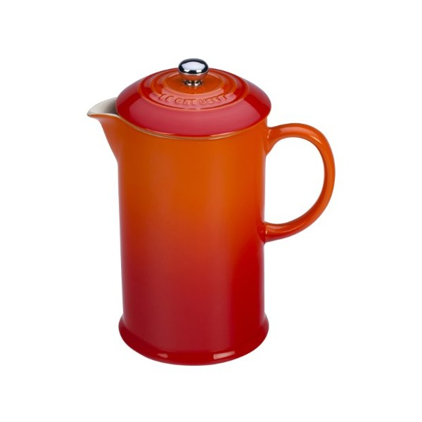 Le Creuset Stoneware 27-Ounce French Press