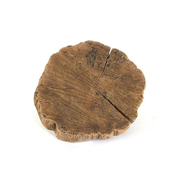 Natural Driftwood Slab Trivet - Home Decor