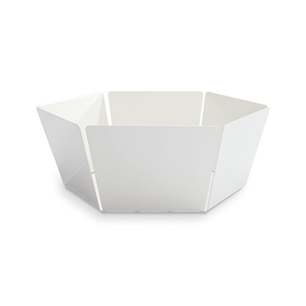 Blu Dot 2D:3D Medium Bowl, White
