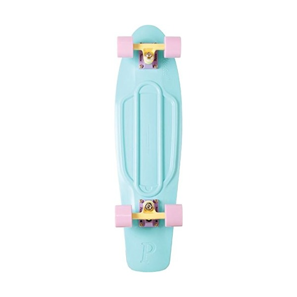 "Penny 27"" Nickel Pastel Complete Mint Complete Skateboard"