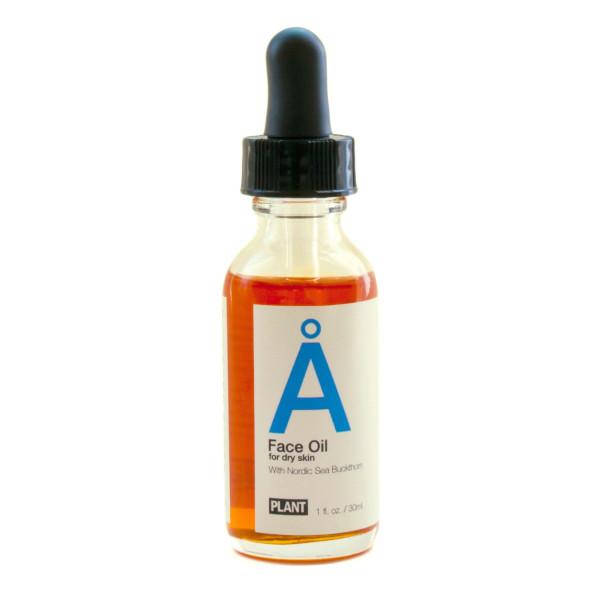 Plant Å Face Oil For Dry Skin